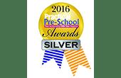2016 pre school award silver