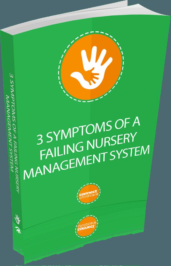 ebook cover for 3 symptoms of a failing nursery management system