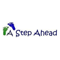 a step ahead nursery logo