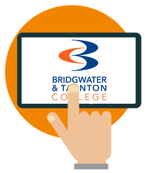 Bridgwater & Taunton College nursery software case study logo
