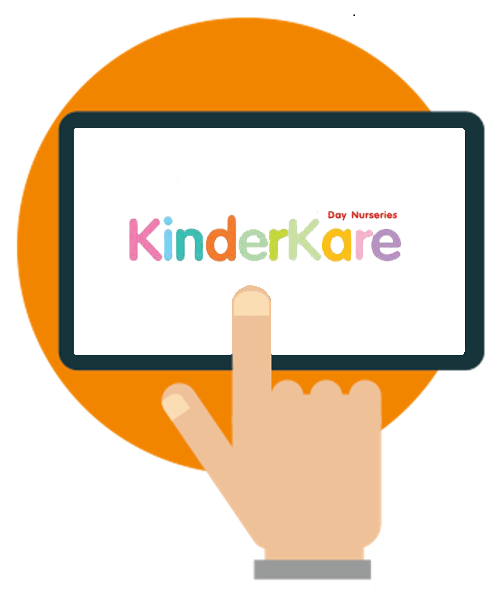 KinderKare Day Nurseries software case study logo