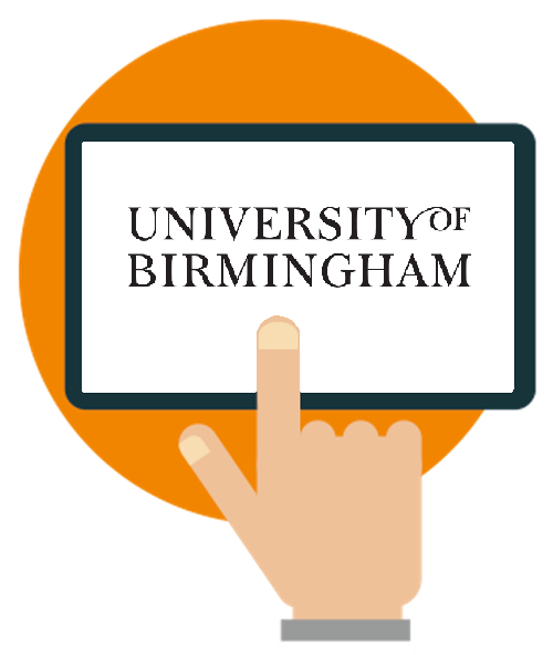 Birmingham uni nursery software case study logo