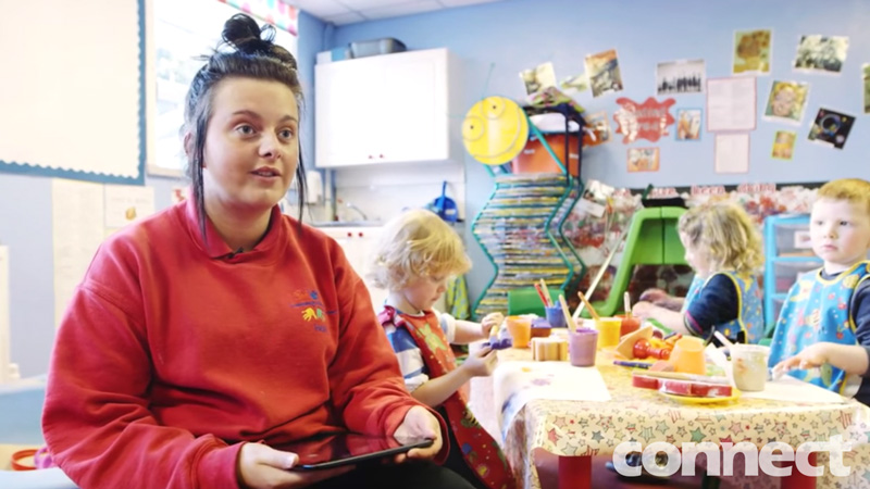 Watch the Connect Childcare Video