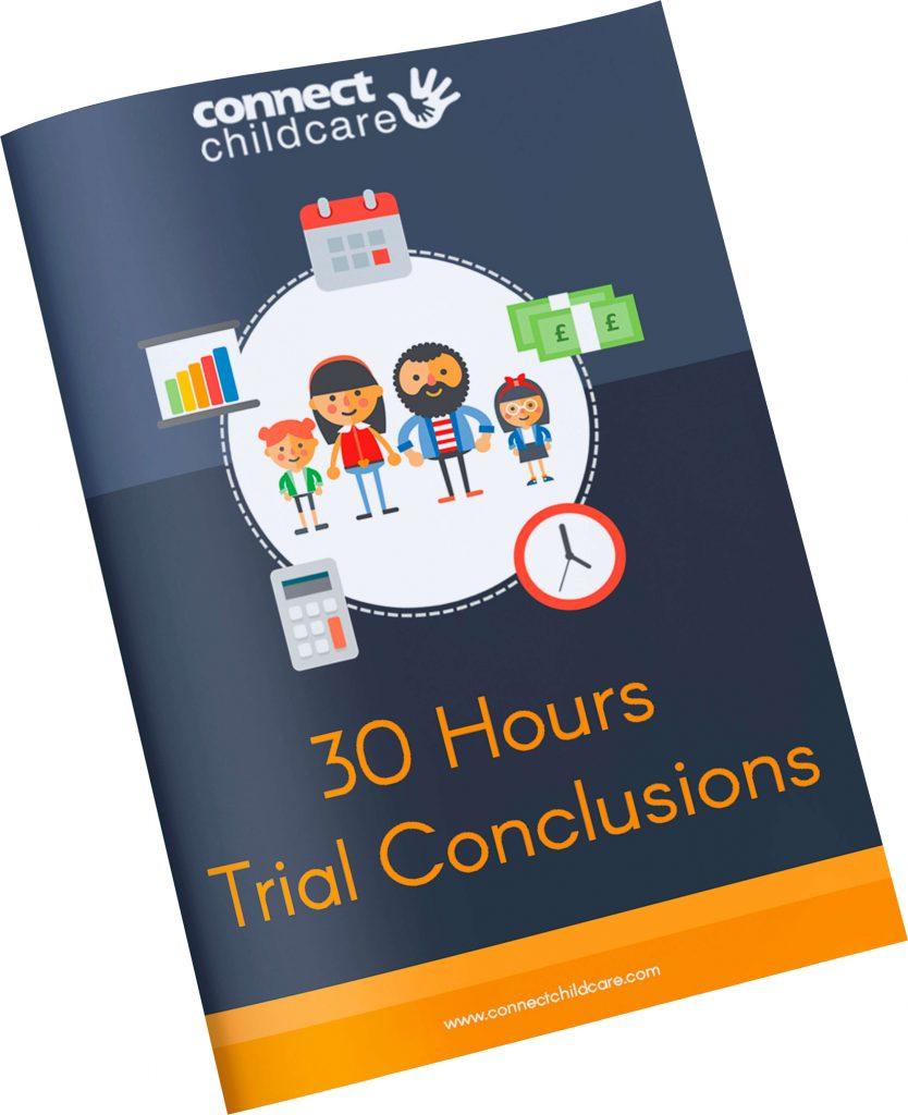 30 hour funding pilot conclusions