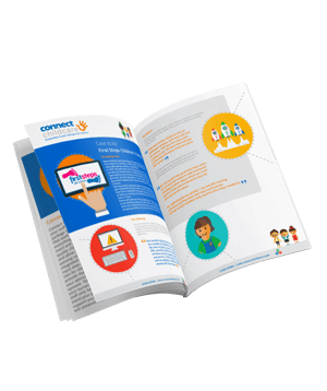 Frist Steps nursery software case study cover