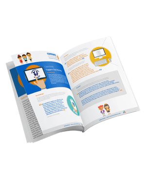 Toppers Day nursery software case study cover