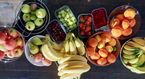 Free fruit for all employees at Connect Childcare
