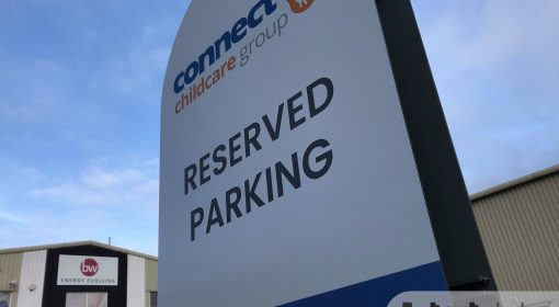 Parking at Connect Childcare