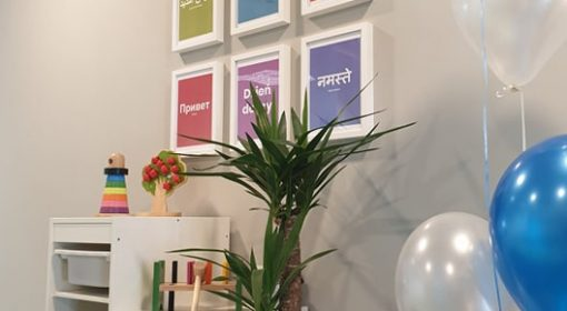 Welcome to Connect Childcare's new offices