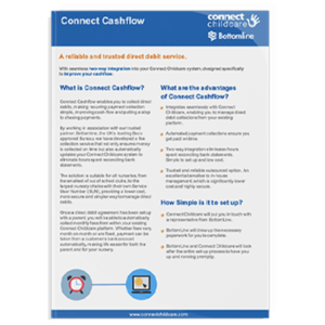 Connect Cashflow Document