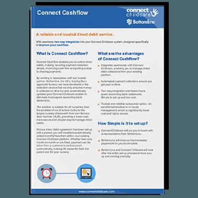 Connect Cashflow Document