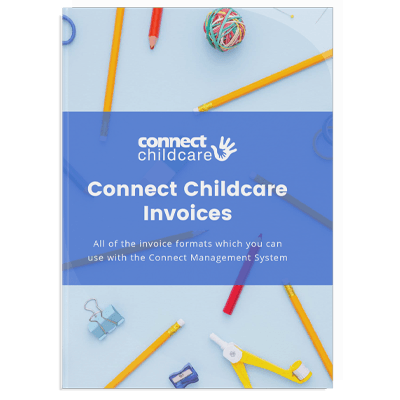Connect Childcare Invoice Templates