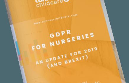 GDPR & Brexit for nurseries eBook cover
