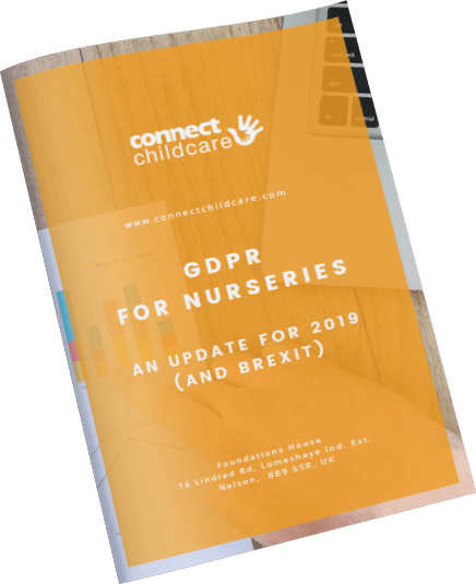 GDPR & Brexit for nurseries eBook cover