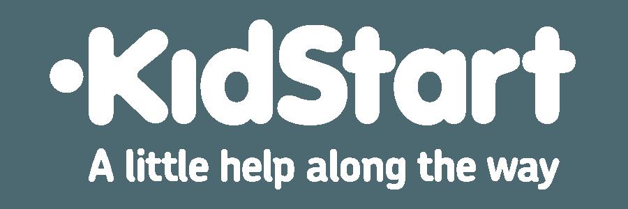 KidStart Logo White