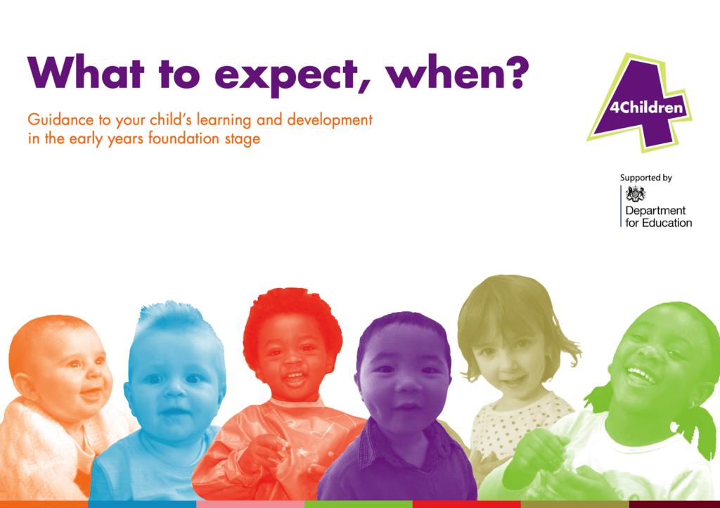 4 Children Development Matters