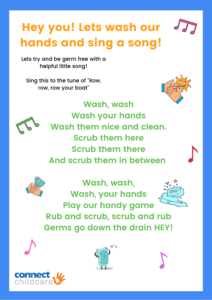 Hand Wash Poster