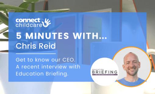 Chris Reid Education Briefing