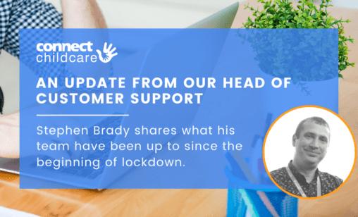 Customer Support Update Blog Image