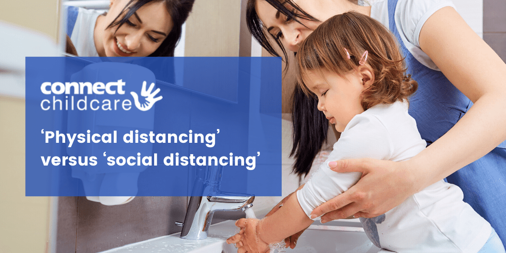 Social Distancing Childcare