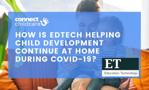 How is EdTech helping Child Development