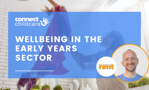 Wellbeing in the Early Years sector