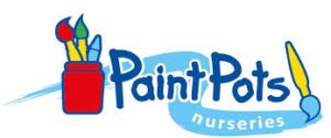 Paintpots Nursery Logo