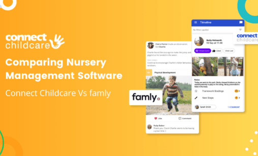 Connect Childcare Vs Famly