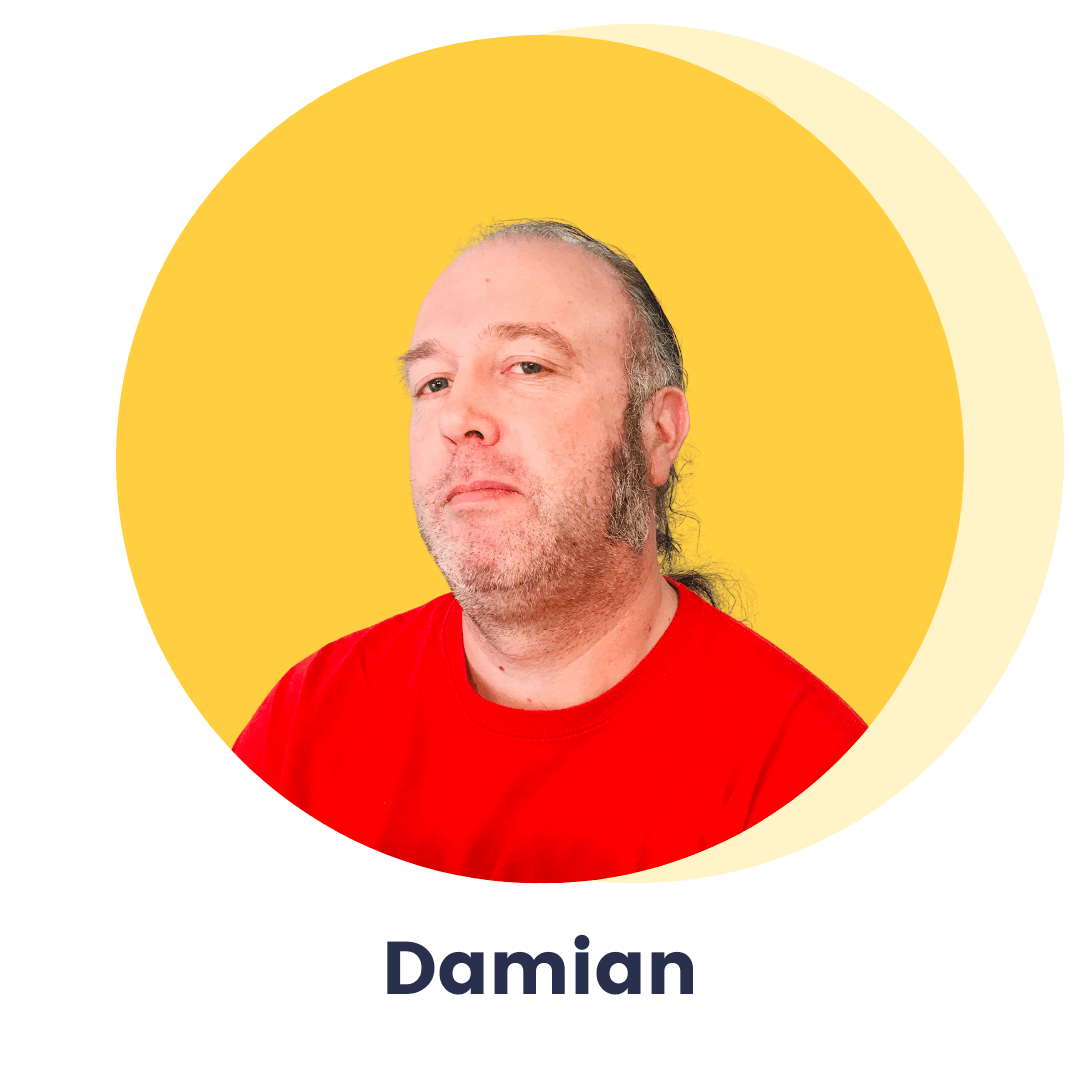 Damian Connect Support