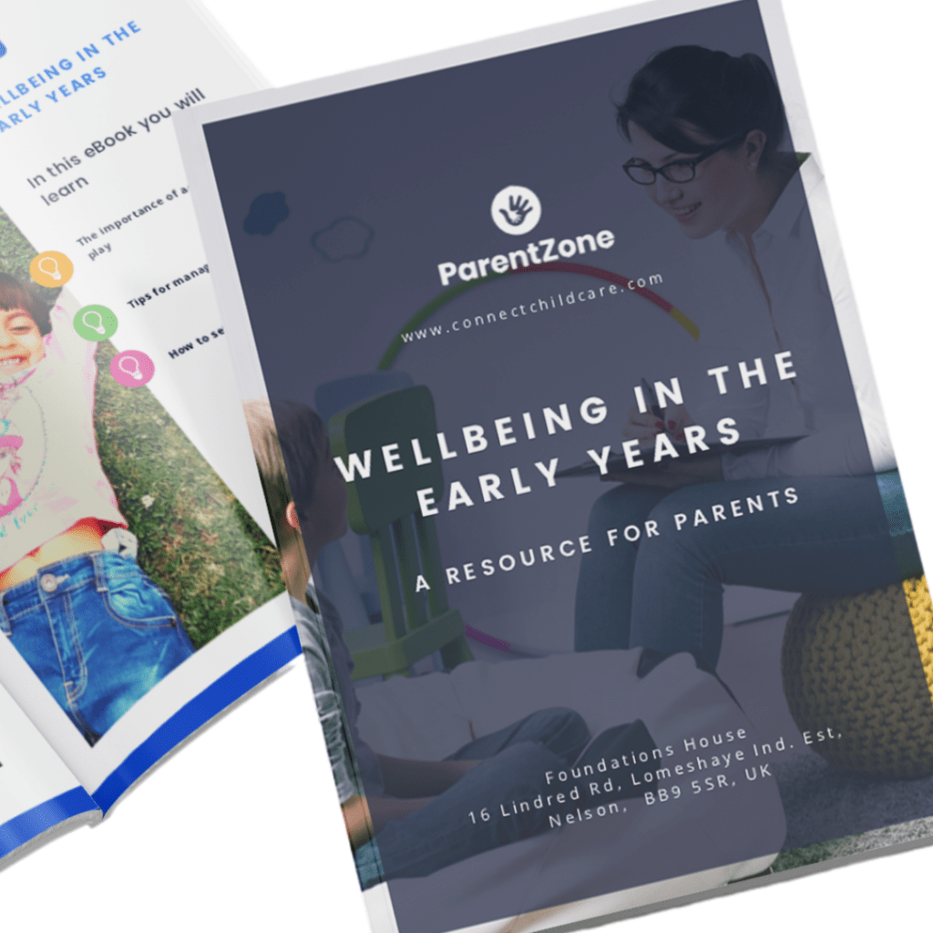 Wellbeing in the early years info for parents