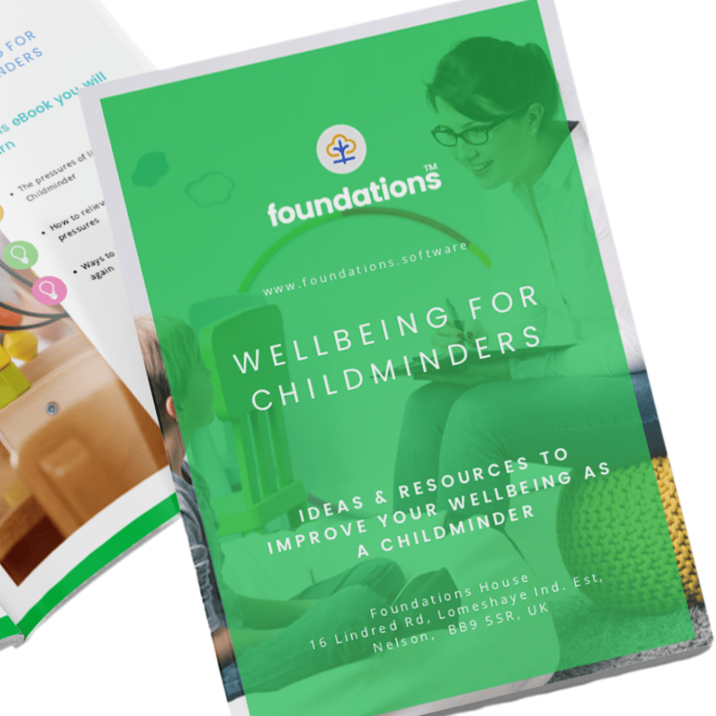 Wellbeing for Childminders eBook