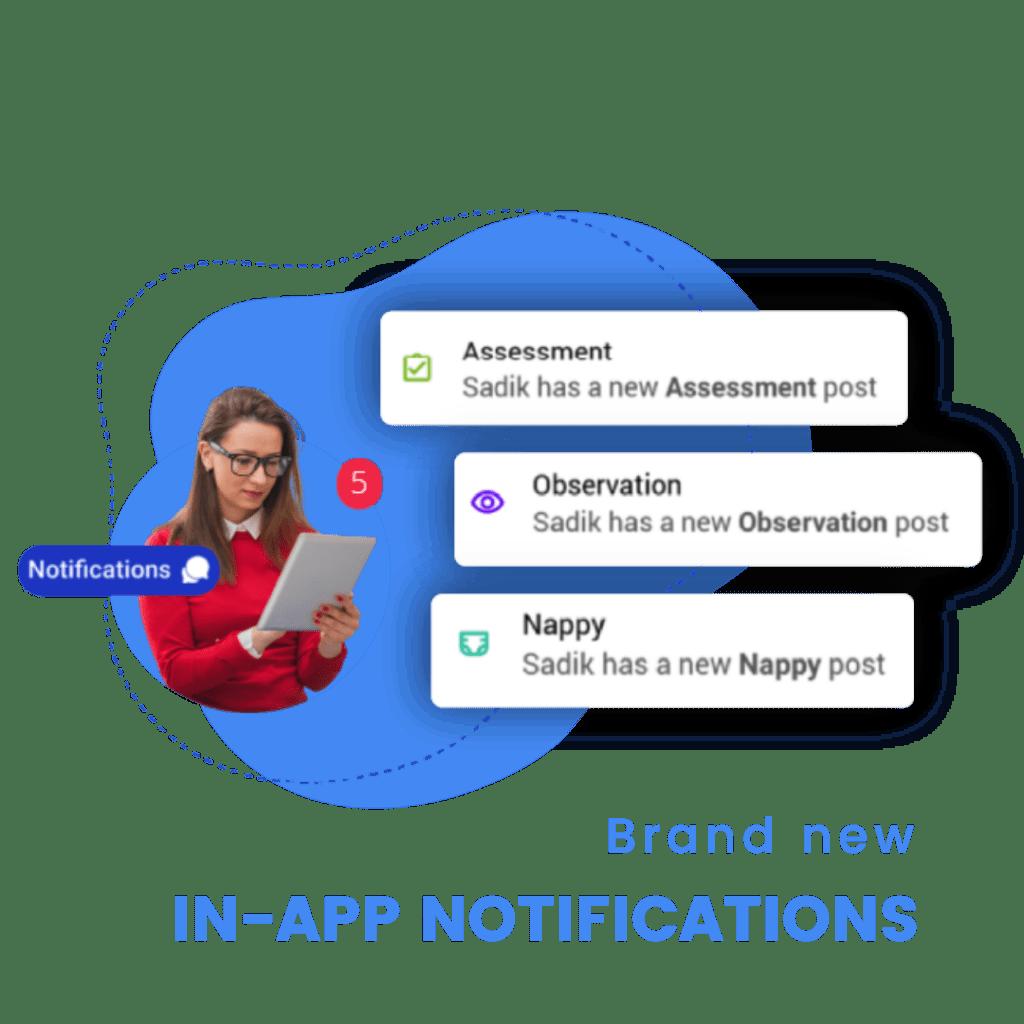 ParentZone App Notifications