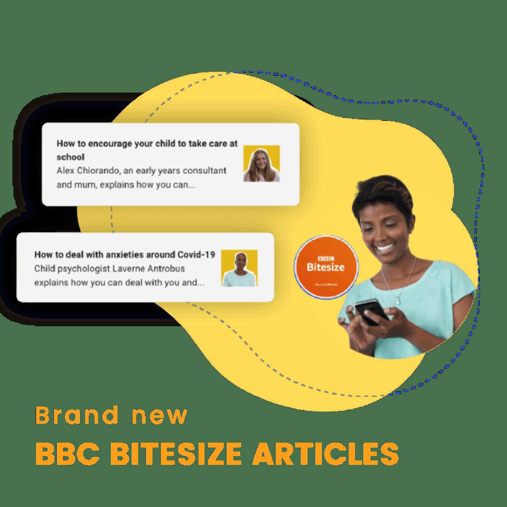 BBC Bitesize in ParentZone