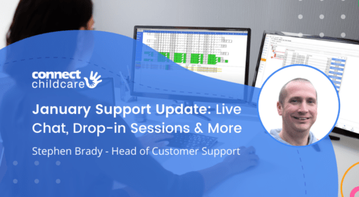 January Support Update: Live Chat, Drop-in Sessions & More