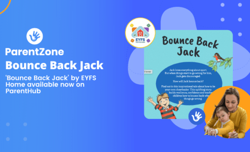 'Bounce Back Jack' by EYFSHome available now on ParentHub
