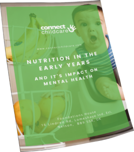 Connect childcare nutrition