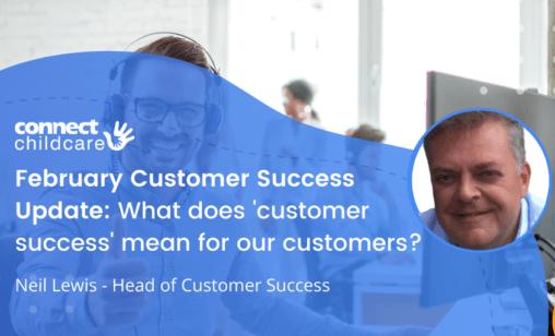 February Customer Success Update