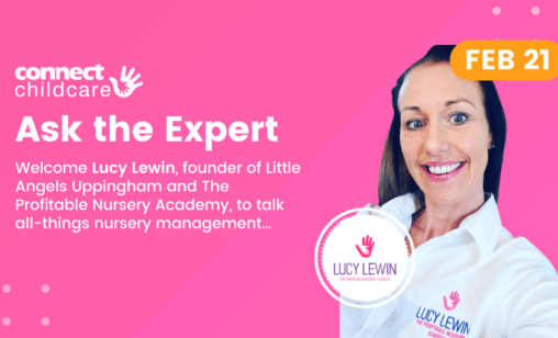 Lucy Lewin - Profitable Nursery Kitchen