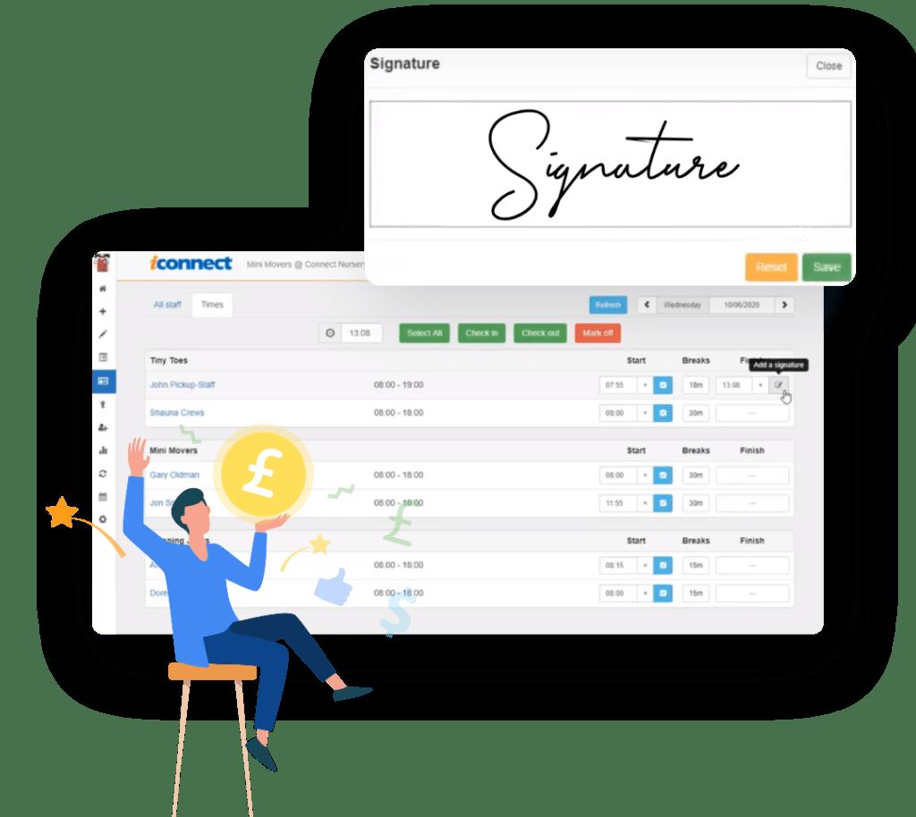 StaffPlan - payroll