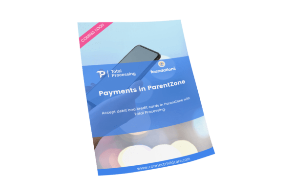 Payments in ParentZone (Foundations)