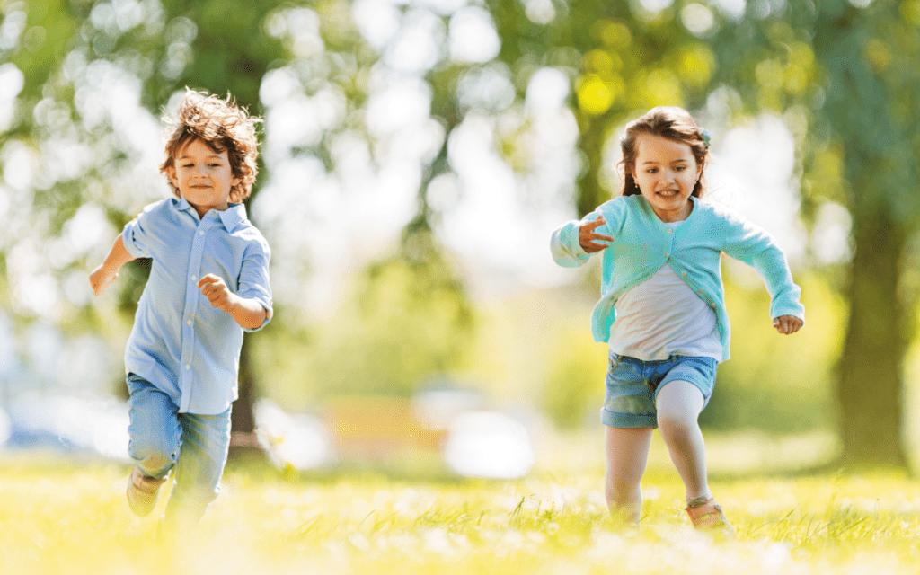 Children and Self Regulation
