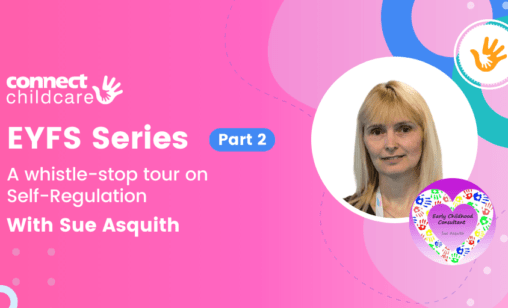 EYFS Series with Sue Asquith