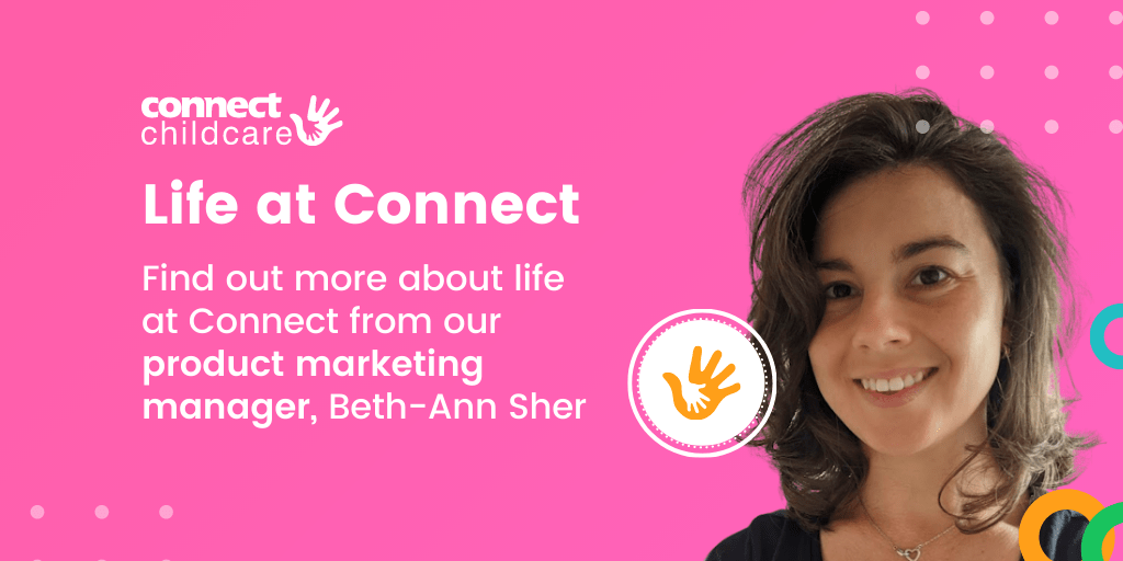 Q and A product marketing manager, Beth-Ann Sher.