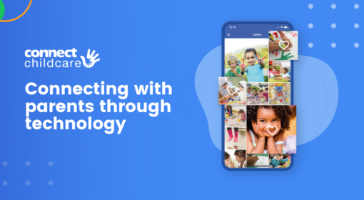 Connecting with parents through technology