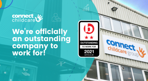 We're officially an outstanding company to work for!