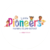Little Pioneer Cooperative Childcare logo