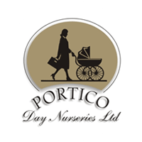 Portico Day Nurseries Logo